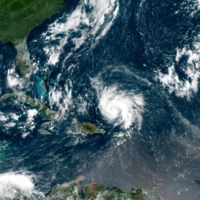 Hurricane Dorian: Trump warns it could be 'an absolute monster' as Florida prepares for storm
