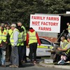 Meat processing industry says operations at 12 plants brought to a halt by blockades