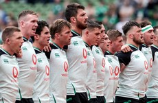 Win tickets to Ireland's pre-Rugby World Cup farewell game against Wales