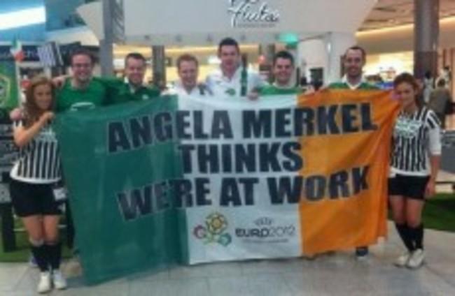 LIVEBLOG: Euro 2012, day 1