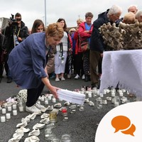 'Those who were denied a voice for too long will continue to fight for justice for the lost children of Tuam'
