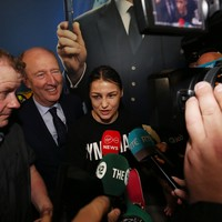Shane Ross: 'My grandkids photoshopped me into the Jesus birth scene after Katie Taylor memes'