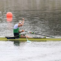 Puspure secures Olympic qualification at World Rowing Championships