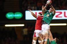 Player ratings as Ryan roars back to help Ireland beat Wales