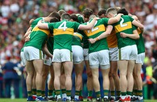One change as Kerry name team for All-Ireland final against Dublin