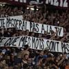PSG game halted over homophobic banner