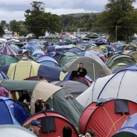 Poll: Have you ever left your tent behind after a festival?