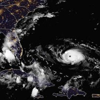 Hurricane Dorian strengthens to 'extremely dangerous' Category 4 as Florida braces for storm