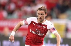 Monreal leaves Arsenal after six seasons to join Real Sociedad on two-year deal