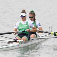 Irish pair Crowley and Dukarska secure qualification for 2020 Olympic Games