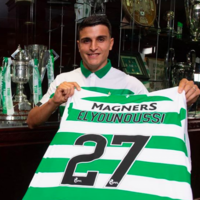 'I can't wait to pull on the jersey': Elyounoussi keen to impress Celtic on loan from Saints