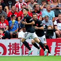 As it happened: Southampton v Man United, Premier League