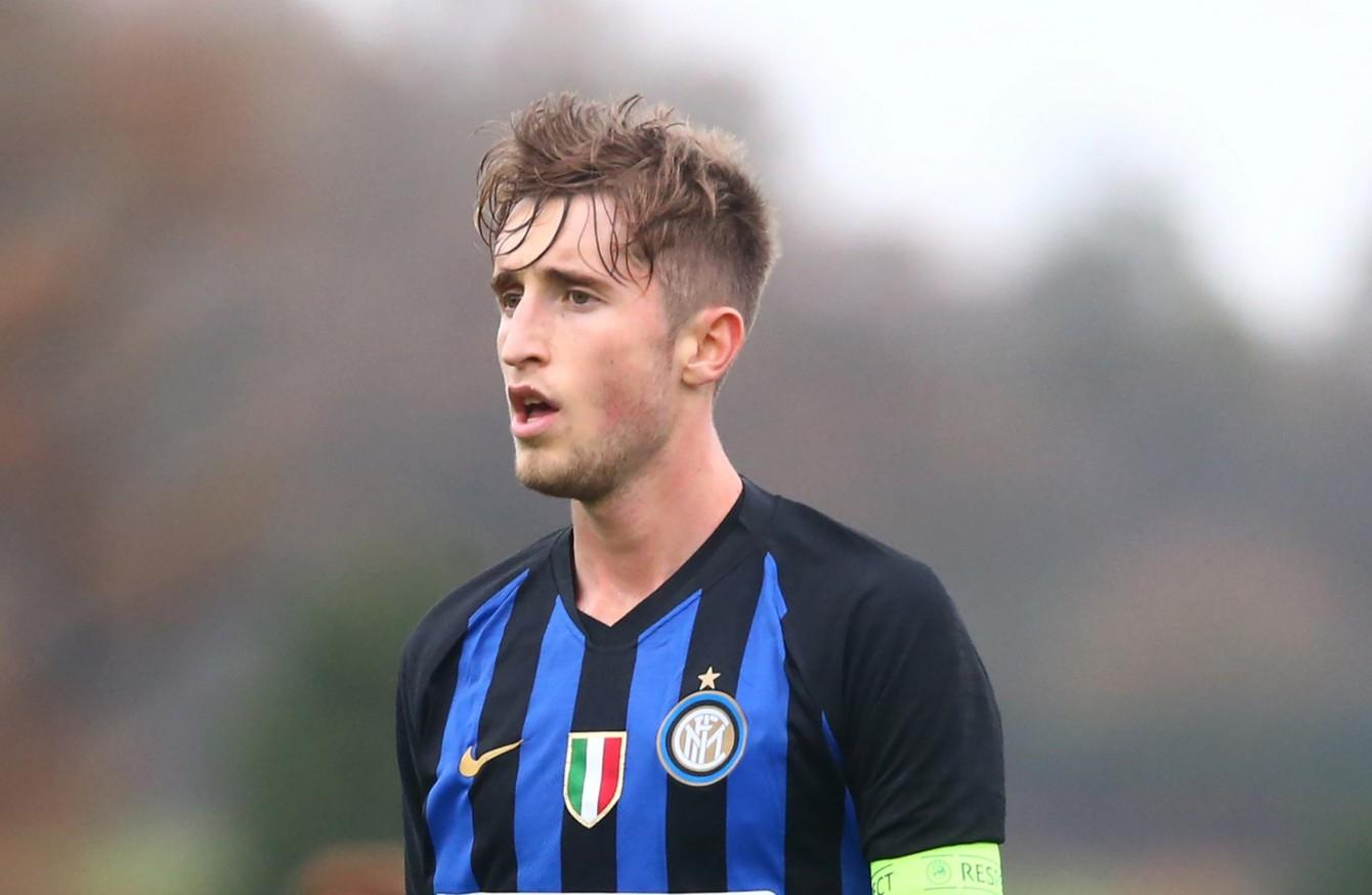 Irish defender Ryan Nolan leaves Inter Milan to sign three-year deal with  Serie C side