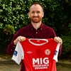 Stephen O'Donnell lands first management job with St Pat's