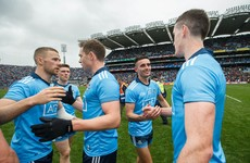 Dubs name unchanged line-up for five-in-a-row bid against Kerry