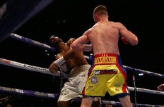 Irish world-title challenger Tennyson scores sensational KO on Lomachenko undercard