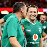 Addison shows class for Ireland as Carty does 'really well' in Cardiff
