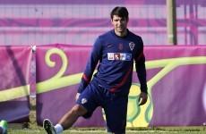 Croatia's Corluka targets quarter-final spot