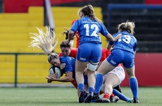 Megan Williams try helps Leinster maintain perfect inter-pro record with win away to Munster