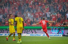 Union Berlin shock Dortmund in first-ever Bundesliga win