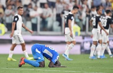 Koulibaly own goal hands Juventus late win in astonishing Napoli clash