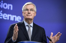 Barnier 'not optimistic' about avoiding no-deal Brexit and says deal can't be changed