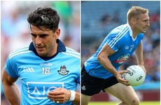 Brogan and O'Gara miss out on matchday squad again as Dublin chase history