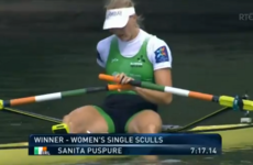 Gold for Ireland as Puspure defends world singles title with powerful finish