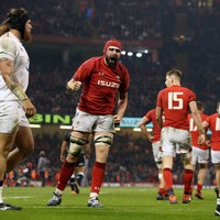 Hill named in Wales World Cup squad despite leg fracture while Patchell also included