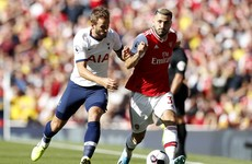 As it happened: Arsenal v Tottenham, Premier League