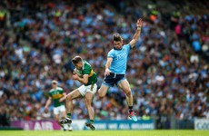 Dramatic All-Ireland football final ends with Dublin and Kerry heading to a replay