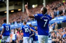 Everton overcome Wolves in 5-goal thriller