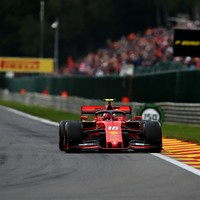 Leclerc claims maiden win as Formula One pays tribute to Hubert