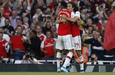 Arsenal fight back to earn point in exhilarating North London derby