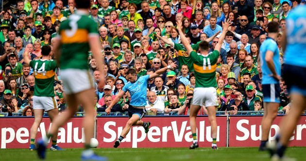 Who was your man of the match in today's drawn All-Ireland SFC final?