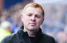 'Everyone wrote us off' - Lennon defiant after Old Firm win