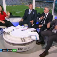 TV Wrap - RTÉ analysis veers toward a circus as Kerry assert old swagger against the Dubs