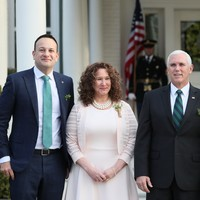 Leo Varadkar hoping for 'family lunch' with his parents, partner and 'friend of Ireland' Mike Pence