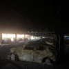 Vehicles 'completely destroyed' during fire at car park in Cork shopping centre