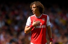 'The defenders have to take responsibility' - David Luiz bemoans costly Arsenal errors after Tottenham draw