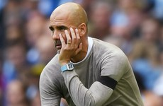 Guardiola claims City 'couldn't afford' to buy replacement for Vincent Kompany