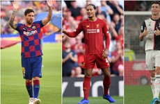 Liverpool stars nominated for Fifa awards