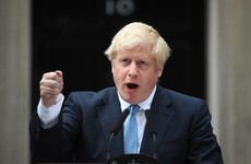 'I don't want an election' - Boris Johnson rules out another Brexit extension in Downing Street speech