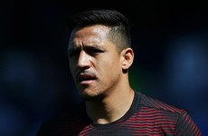 Alexis Sanchez bemoans lack of opportunities to impress at United