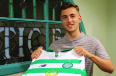 Ireland U21 international Lee O'Connor swaps Manchester United for Celtic