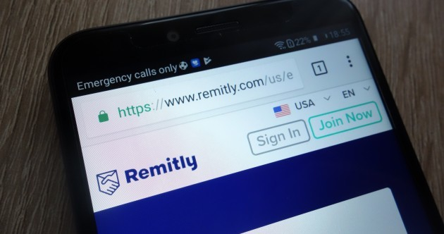 Fintech giant Remitly has secured Irish approval to keep its services running post-Brexit