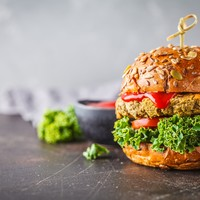 Food delivery apps say vegan cuisine is soaring – but it's no spice bag
