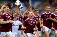 6 of Galway's All-Ireland winners feature in Minor Hurling Team of the Year