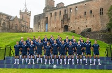 Huw Jones and Rory Hutchinson miss out as Scotland name squad for Japan