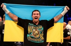 Usyk to make rescheduled heavyweight debut against former kickboxing star in Chicago